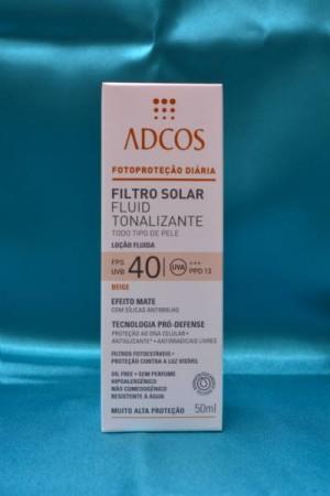 Protetor Solar Adcos