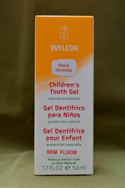 Gel Dental infantil